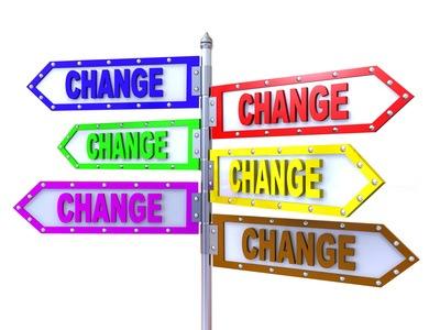 Управление измененими