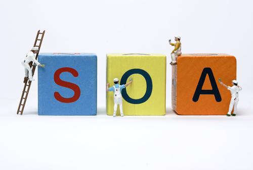 SOA - Сервис-ориентированная архитектура